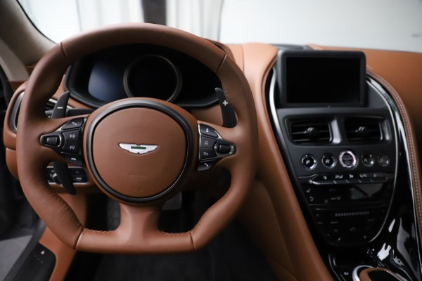 New 2020 Aston Martin DB11 AMR for sale $263,561 at Aston Martin of Greenwich in Greenwich CT 06830 18