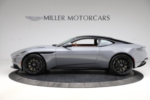 New 2020 Aston Martin DB11 V12 AMR for sale $263,561 at Aston Martin of Greenwich in Greenwich CT 06830 2