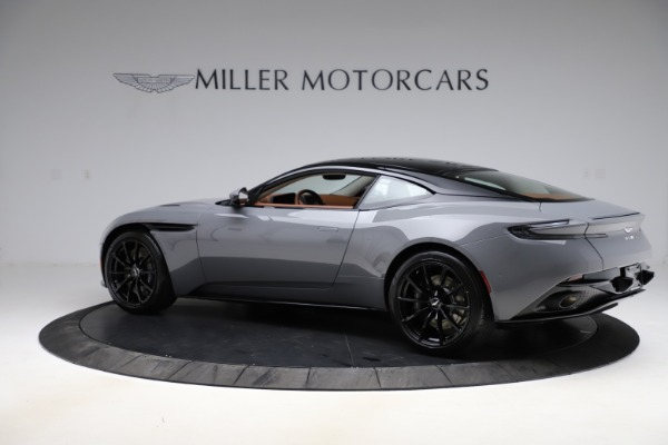 New 2020 Aston Martin DB11 AMR for sale $263,561 at Aston Martin of Greenwich in Greenwich CT 06830 3