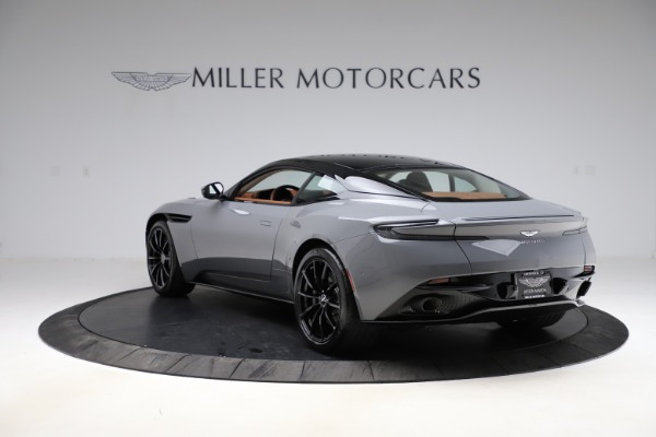 New 2020 Aston Martin DB11 V12 AMR for sale $263,561 at Aston Martin of Greenwich in Greenwich CT 06830 4