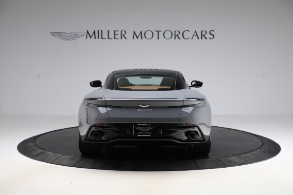 New 2020 Aston Martin DB11 V12 AMR for sale $263,561 at Aston Martin of Greenwich in Greenwich CT 06830 5