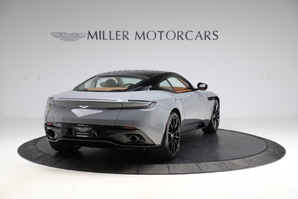 New 2020 Aston Martin DB11 V12 AMR for sale $263,561 at Aston Martin of Greenwich in Greenwich CT 06830 6