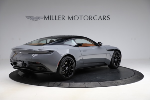 New 2020 Aston Martin DB11 V12 AMR for sale $263,561 at Aston Martin of Greenwich in Greenwich CT 06830 7
