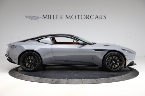 New 2020 Aston Martin DB11 AMR for sale $263,561 at Aston Martin of Greenwich in Greenwich CT 06830 8