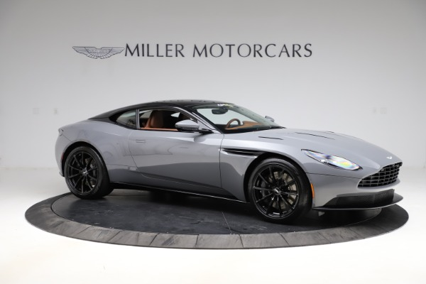 New 2020 Aston Martin DB11 V12 AMR for sale $263,561 at Aston Martin of Greenwich in Greenwich CT 06830 9