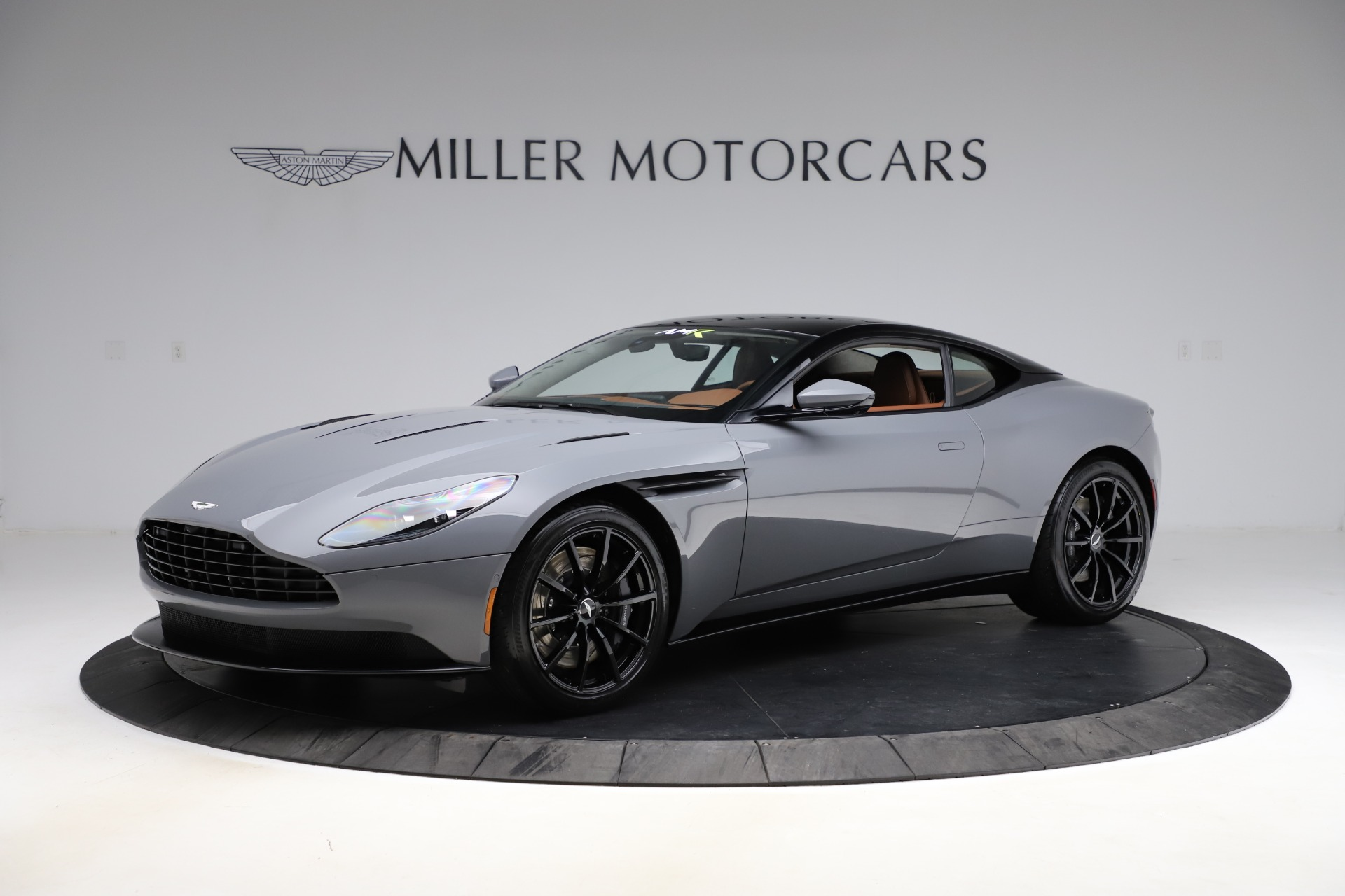 New 2020 Aston Martin DB11 AMR for sale $263,561 at Aston Martin of Greenwich in Greenwich CT 06830 1
