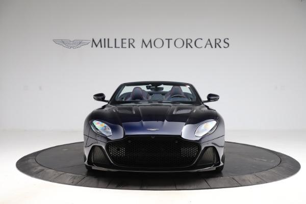 New 2021 Aston Martin DBS Superleggera Volante Convertible for sale $402,286 at Aston Martin of Greenwich in Greenwich CT 06830 11
