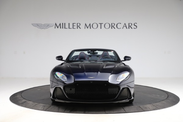 New 2021 Aston Martin DBS Superleggera Volante for sale $402,286 at Aston Martin of Greenwich in Greenwich CT 06830 11