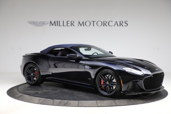 New 2021 Aston Martin DBS Superleggera Volante for sale $402,286 at Aston Martin of Greenwich in Greenwich CT 06830 13