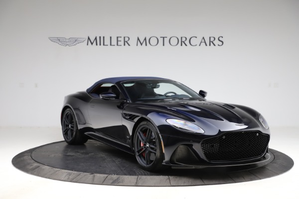 New 2021 Aston Martin DBS Superleggera Volante for sale $402,286 at Aston Martin of Greenwich in Greenwich CT 06830 14