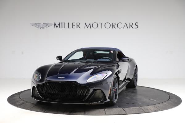 New 2021 Aston Martin DBS Superleggera Volante Convertible for sale $402,286 at Aston Martin of Greenwich in Greenwich CT 06830 15