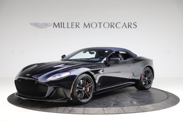 New 2021 Aston Martin DBS Superleggera Volante for sale $402,286 at Aston Martin of Greenwich in Greenwich CT 06830 16