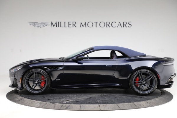 New 2021 Aston Martin DBS Superleggera Volante for sale $402,286 at Aston Martin of Greenwich in Greenwich CT 06830 17
