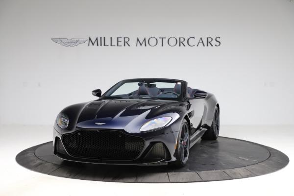 New 2021 Aston Martin DBS Superleggera Volante Convertible for sale $402,286 at Aston Martin of Greenwich in Greenwich CT 06830 18