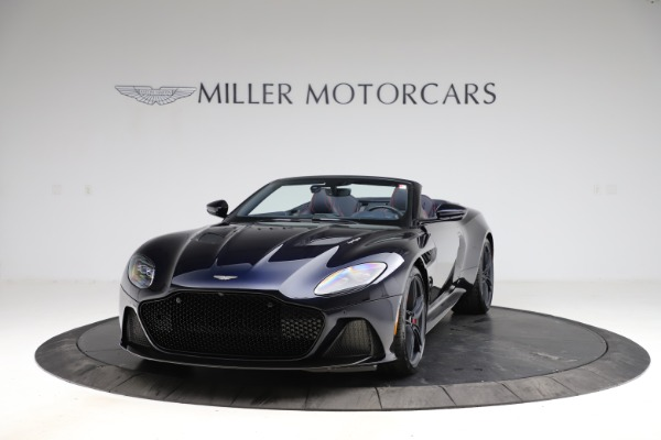 New 2021 Aston Martin DBS Superleggera Volante for sale $402,286 at Aston Martin of Greenwich in Greenwich CT 06830 18