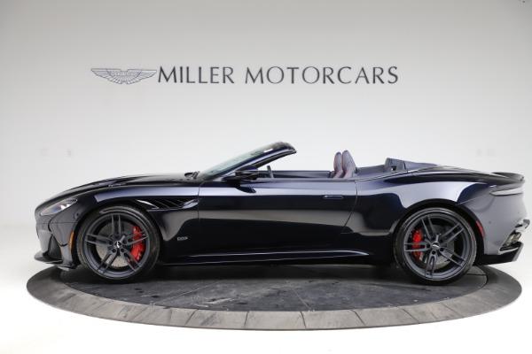 New 2021 Aston Martin DBS Superleggera Volante Convertible for sale $402,286 at Aston Martin of Greenwich in Greenwich CT 06830 2