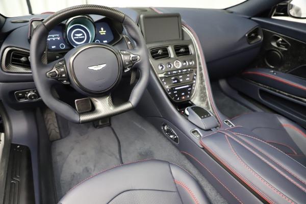 New 2021 Aston Martin DBS Superleggera Volante Convertible for sale $402,286 at Aston Martin of Greenwich in Greenwich CT 06830 20
