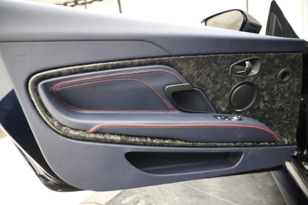 New 2021 Aston Martin DBS Superleggera Volante Convertible for sale $402,286 at Aston Martin of Greenwich in Greenwich CT 06830 23