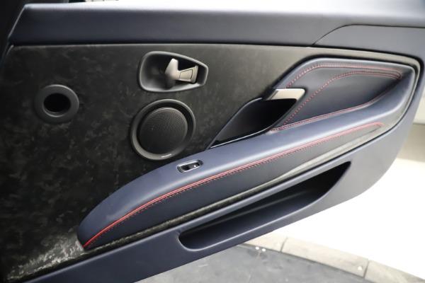 New 2021 Aston Martin DBS Superleggera Volante Convertible for sale $402,286 at Aston Martin of Greenwich in Greenwich CT 06830 25