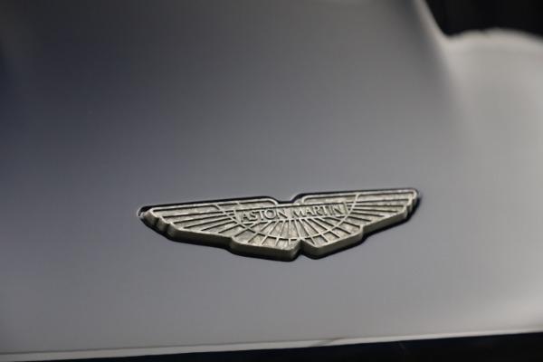 New 2021 Aston Martin DBS Superleggera Volante Convertible for sale $402,286 at Aston Martin of Greenwich in Greenwich CT 06830 28