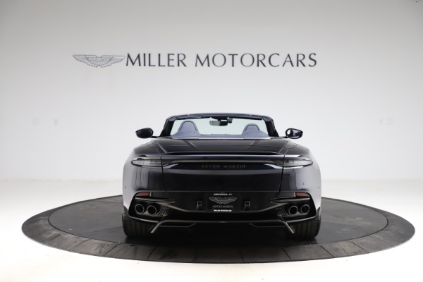 New 2021 Aston Martin DBS Superleggera Volante for sale $402,286 at Aston Martin of Greenwich in Greenwich CT 06830 5