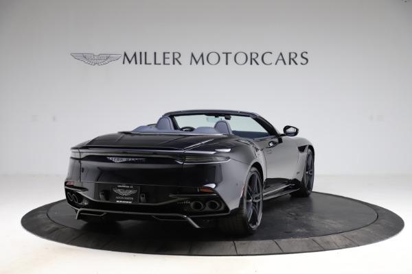New 2021 Aston Martin DBS Superleggera Volante Convertible for sale $402,286 at Aston Martin of Greenwich in Greenwich CT 06830 6