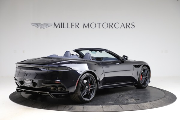 New 2021 Aston Martin DBS Superleggera Volante for sale $402,286 at Aston Martin of Greenwich in Greenwich CT 06830 7