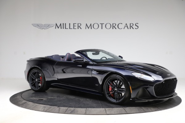 New 2021 Aston Martin DBS Superleggera Volante for sale $402,286 at Aston Martin of Greenwich in Greenwich CT 06830 9