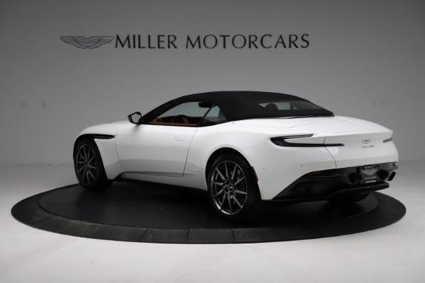 New 2021 Aston Martin DB11 Volante for sale $269,486 at Aston Martin of Greenwich in Greenwich CT 06830 15