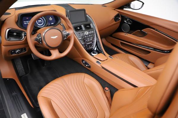 New 2021 Aston Martin DB11 Volante for sale $269,486 at Aston Martin of Greenwich in Greenwich CT 06830 20