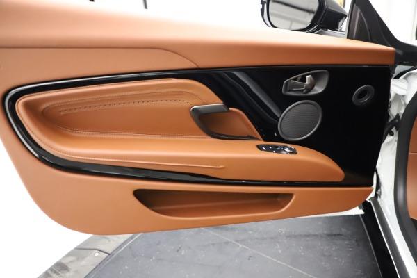 New 2021 Aston Martin DB11 Volante for sale $269,486 at Aston Martin of Greenwich in Greenwich CT 06830 22