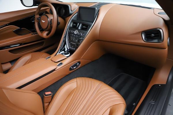 New 2021 Aston Martin DB11 Volante for sale $269,486 at Aston Martin of Greenwich in Greenwich CT 06830 24