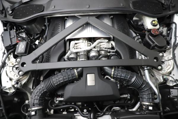 New 2021 Aston Martin DB11 Volante for sale $269,486 at Aston Martin of Greenwich in Greenwich CT 06830 28