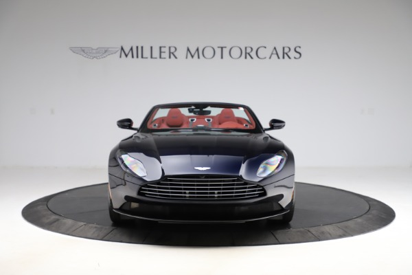 New 2021 Aston Martin DB11 Volante Convertible for sale $261,486 at Aston Martin of Greenwich in Greenwich CT 06830 11