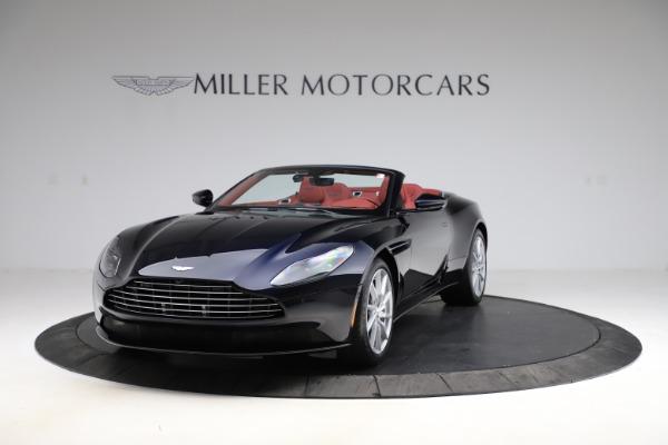New 2021 Aston Martin DB11 Volante Convertible for sale $261,486 at Aston Martin of Greenwich in Greenwich CT 06830 12