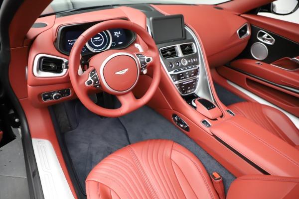 New 2021 Aston Martin DB11 Volante Convertible for sale $261,486 at Aston Martin of Greenwich in Greenwich CT 06830 13