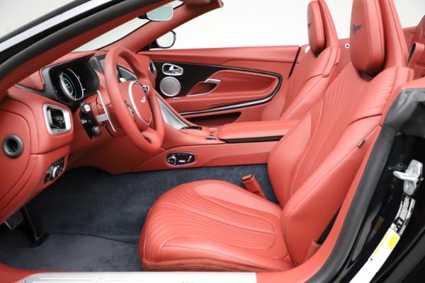 New 2021 Aston Martin DB11 Volante Convertible for sale $261,486 at Aston Martin of Greenwich in Greenwich CT 06830 14