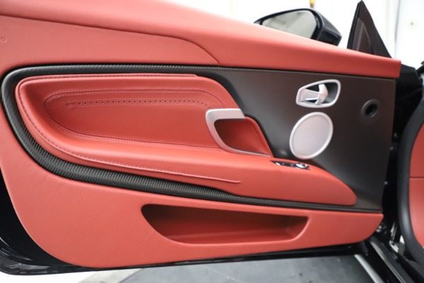 New 2021 Aston Martin DB11 Volante Convertible for sale $261,486 at Aston Martin of Greenwich in Greenwich CT 06830 16