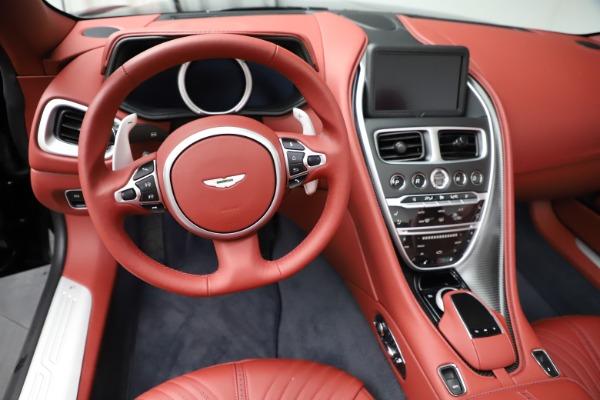 New 2021 Aston Martin DB11 Volante Convertible for sale $261,486 at Aston Martin of Greenwich in Greenwich CT 06830 18