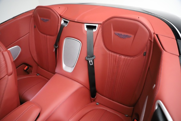 New 2021 Aston Martin DB11 Volante Convertible for sale $261,486 at Aston Martin of Greenwich in Greenwich CT 06830 19