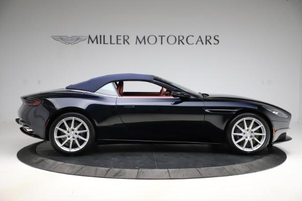 New 2021 Aston Martin DB11 Volante Convertible for sale $261,486 at Aston Martin of Greenwich in Greenwich CT 06830 23
