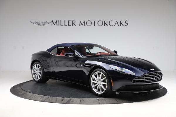 New 2021 Aston Martin DB11 Volante Convertible for sale $261,486 at Aston Martin of Greenwich in Greenwich CT 06830 24