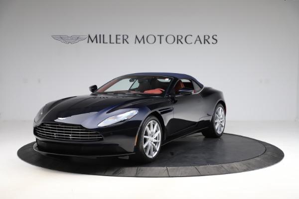New 2021 Aston Martin DB11 Volante Convertible for sale $261,486 at Aston Martin of Greenwich in Greenwich CT 06830 25