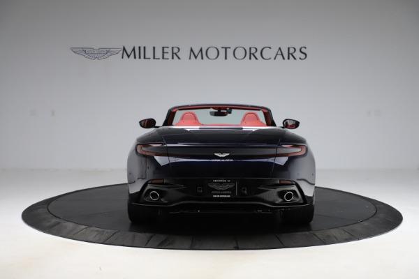 New 2021 Aston Martin DB11 Volante Convertible for sale $261,486 at Aston Martin of Greenwich in Greenwich CT 06830 5