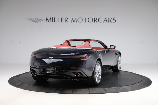 New 2021 Aston Martin DB11 Volante Convertible for sale $261,486 at Aston Martin of Greenwich in Greenwich CT 06830 6