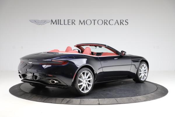 New 2021 Aston Martin DB11 Volante Convertible for sale $261,486 at Aston Martin of Greenwich in Greenwich CT 06830 7