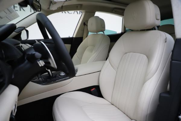 New 2021 Maserati Levante S Q4 GranLusso for sale Sold at Aston Martin of Greenwich in Greenwich CT 06830 14