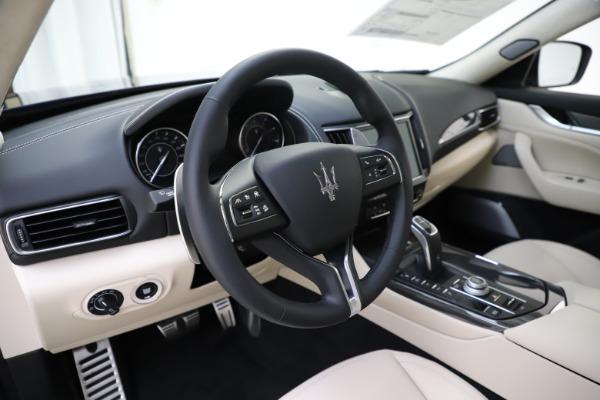 New 2021 Maserati Levante S Q4 GranLusso for sale Sold at Aston Martin of Greenwich in Greenwich CT 06830 16
