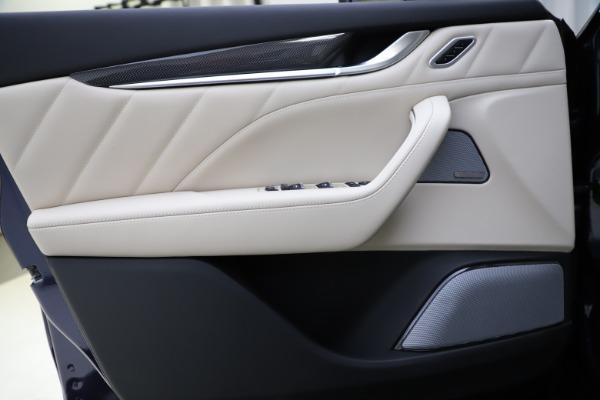 New 2021 Maserati Levante S Q4 GranLusso for sale Sold at Aston Martin of Greenwich in Greenwich CT 06830 17