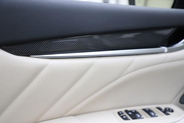 New 2021 Maserati Levante S Q4 GranLusso for sale Sold at Aston Martin of Greenwich in Greenwich CT 06830 19